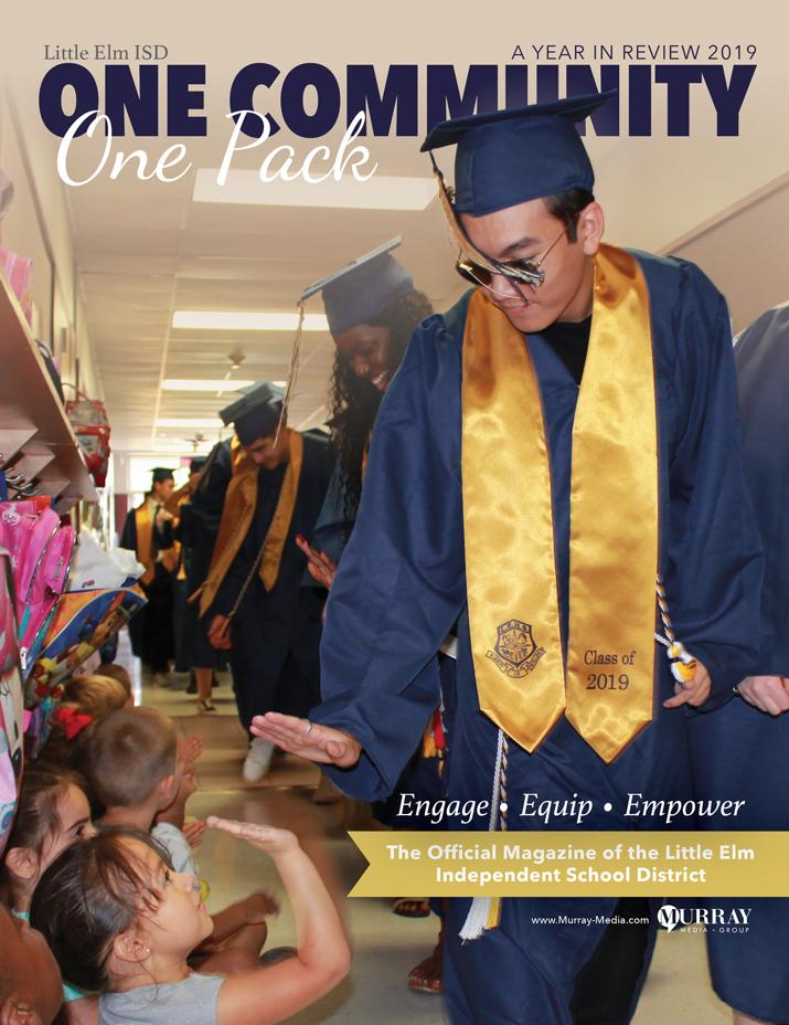 Little Elm ISD Magazine